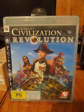 Civilization Revolution PAL PS3