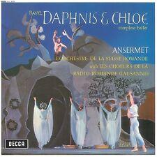 ERNEST/OSR ANSERMET - DAPHNIS & CHLOE (LTD.VINYL EDT.)  VINYL LP NEU