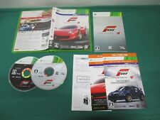 Xbox360 -- FORZA MOTORSPORT 4 -- JAPAN. GAME. Work. 58538
