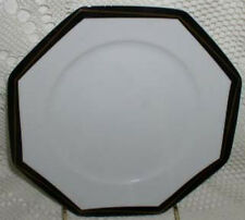 "Daniel Hechter French Quarter L6162 Gold 10-1/4"" Dinner Plate Plates"