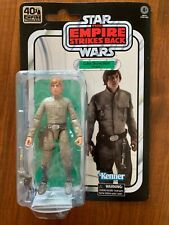 STAR WARS THE BLACK SERIES LUKE SKYWALKER EMPIRE STRIKES