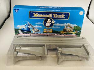 Disney Parks Disney World Disneyland Monorail Playset Straight Tracks Pack.