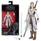 Star Wars * Rey (Jedi Training) * Black Series Last Jedi Wave 12 Action Figure