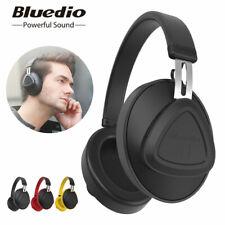 Bluedio Wireless Bluetooth Headphones Headset Extra Bass Sports Stereo Earphones
