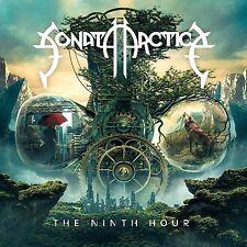 SONATA ARCTICA - THE NINTH HOUR BLACK VINYL 2 VINYL LP NEU