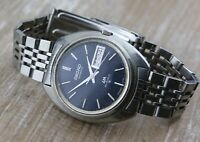 Vintage Seiko Lord Matic Weekdater 5606-7150 Automatic Mens Watch