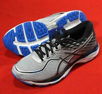 Asics Gel-Cumulus 19 Running shoes Grey/Black [T7C0N-9690] Men's 7 4E Extra-Wide