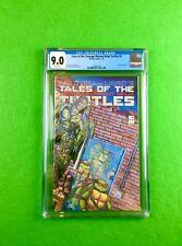Tales of The Teenage Mutant Ninja Turtles #4 (1988): CGC 9.0 (VF/NM)!