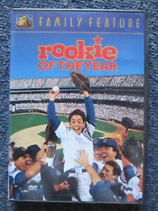 DVD ROOKIE OF THE YEAR    GREAT   *** MUST SEE *****