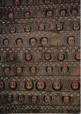 Alte Kunstpostkarte - Painting of ceiling of Debre Berhan Selassie Church