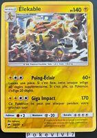 Carte Pokemon ELEKABLE 43/147 Rare REVERSE Soleil et Lune 3 SL3 FR NEUF