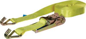 Ratchet Strap Warrior 10 Tonne Ratchet Strap with Claw Hooks 75mm x 10m -BDV1637