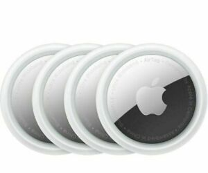 Apple AirTag - Pack of 4, Silver
