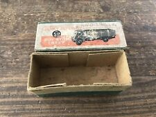 Dinky Meccano Original Empty #511 Guy 4 Ton Lorry Early Green Box 👍👍