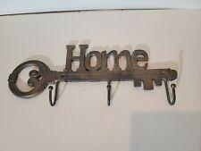 Decorative Metal Key Home Wall Mount Key Holder Rack Hanger