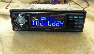 """""""Old School"""" Clarion DRX6475, AM/FM CD/ Receiver & CD changer Controller"""