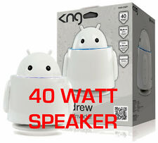 Loud 40W Mobile MP3 Player Portable Speaker -  SD Card, Phone, Tablet, PC