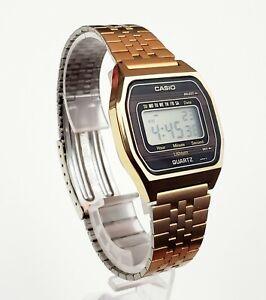 UNIQUE Unisex JAPAN Vintage 1981 DIGITAL Watch CASIO (155) B815G
