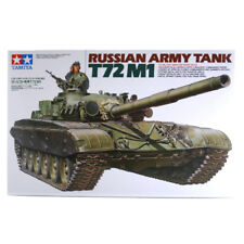 Tamiya Russian Army Tank T72 M1 Model Set (Scale 1:35) 35160 NEW