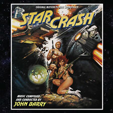 StarCrash - Original Soundtrack by John Barry