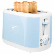 """Bestron Diseño Tostadora"""" en Vogue"""" Ats300evp tostadora Automática bollo 930w azul"""