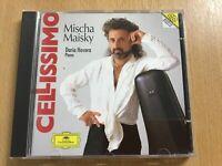 Mischa Maisky. Cellissimo. Audio CD
