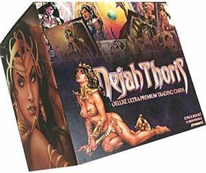 Dejah Thoris Ultra-Premium Trading Cards - Box of 12 FOIL Packs