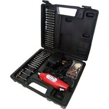 60pc Mini Taladro Rotativo grinder grabador Tool Set Buffer Cortador Artesanía Hobby V2560