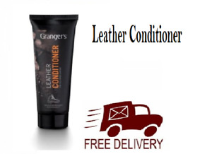 Grangers Leather Conditioner odours from all Sportswear