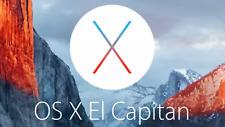 ✅ Mac OS X 10.11 El Capitan bootfähiger USB-Stick USB  3.0 Reparatur