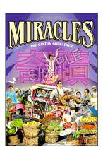 """Miracles - Jackie Chan, Anita Mui Hong Kong kung fu martial art 11x17"""" art print"""
