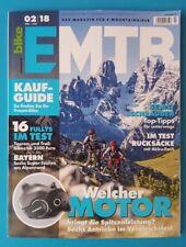 bike EMTB Das Magazin für E-Mountainbiker 02/2018  ungelesen 1A absolut TOP