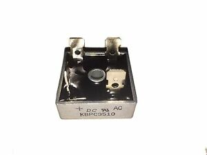 1 PONT DE DIODE KBPC3510 KBPC 3510 PONT REDRESSEUR 1000V 35A DC COMPONENTS