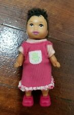 Barbie Happy Family Neighborhood AA Toddler Nikki Doll with Clothing
