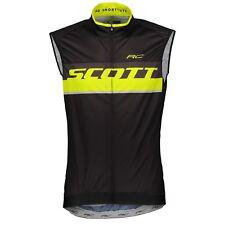 Scott RC PRO WB Vest & Shorts Black/Sulphur Yellow Large RRP £169.98