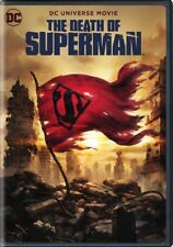 The Death of Superman (DVD,2018)