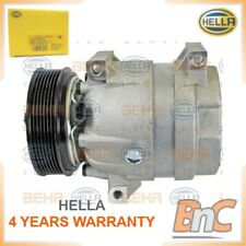 AIR CONDITIONING COMPRESSOR FOR NISSAN OPEL RENAULT VAUXHALL HELLA OEM 93191202
