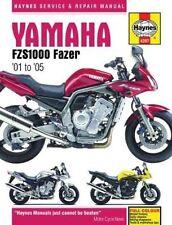 YAMAHA FZS1000 FAZER: SERVICE AND REPAIR MANUAL., Coombs, Matthew., Used; Very G