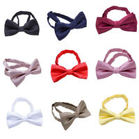 Classic Men's Adjustable Formal Novelty Tuxedo Wedding Bowtie Bow Tie Necktie