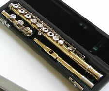 PEARL Professional GOLD Flute, 14K Headjoint, 10K Body, New Value of $26,049