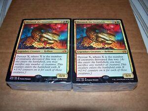 MITOTIC SLIME X4 Planechase Anthology Magic MTG MINT CARD