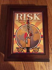 Risk Vintage Game Collection, Wood Box
