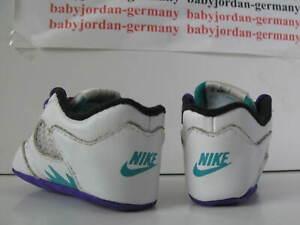 VINTAGE 1990 Nike Air Baby Jordan 5 Schuhe GRAPE OG 17 2 Sneaker TD Off White SB