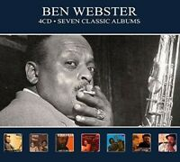 Ben Webster - 7 Classic Albums [New CD] Digipack Packaging, Germany -