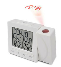 2387 Oregon Scientific Rm512p-w White Projection Clock (garanzia Fowa Italia 2