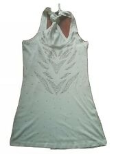 Ladies Studded Dorothy Perkins Vest Top  Size 8