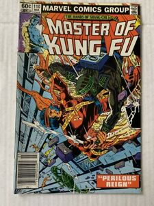 MASTER OF KUNG FU #110 - Marvel - March 1982 - VF 8.0