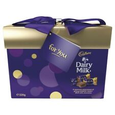 Cadbury Dairy Milk Chocolate Gift Box 220g