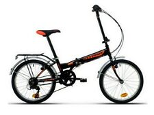 "Bicicleta plegable ruedas 20"", Shimano 6 vel"