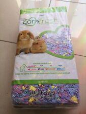 Carefresh confetti Premium Bedding For Small Pet Rabbit Guinea Pig Hamster 10L